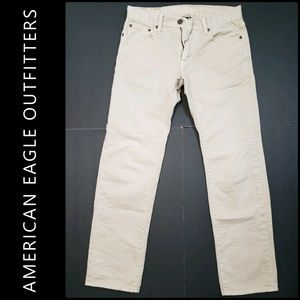 American Eagle Outfitters Denim Slim Straight Jean